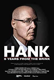 Hank: 5 Years from the Brink (2013) Poster - Movie Forum, Cast, Reviews