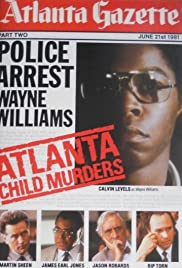 The Atlanta Child Murders Poster - TV Show Forum, Cast, Reviews