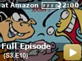 Ed, Edd, 'n' Eddy: Season 3: Episode 10 -- Sarah is sick in bed.  Eddy is irritated because Ed insists on staying home to take care of her.