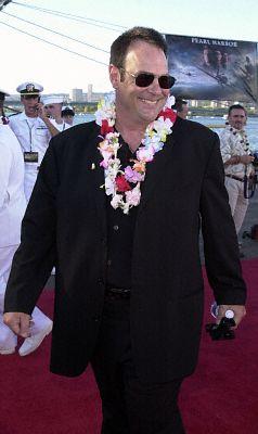 Dan Aykroyd at Pearl Harbor (2001)