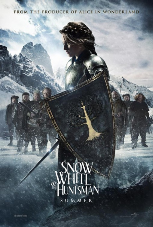 Snow White and the Huntsman (2012) Tagalog Dubbed