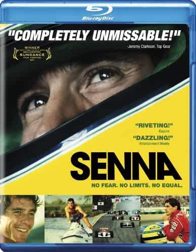Ayrton Senna Beyond the Speed of Sound 2010 English 480p BRRip 300MB
