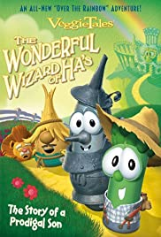 Image result for veggie tales the wonderful wizard of ha's