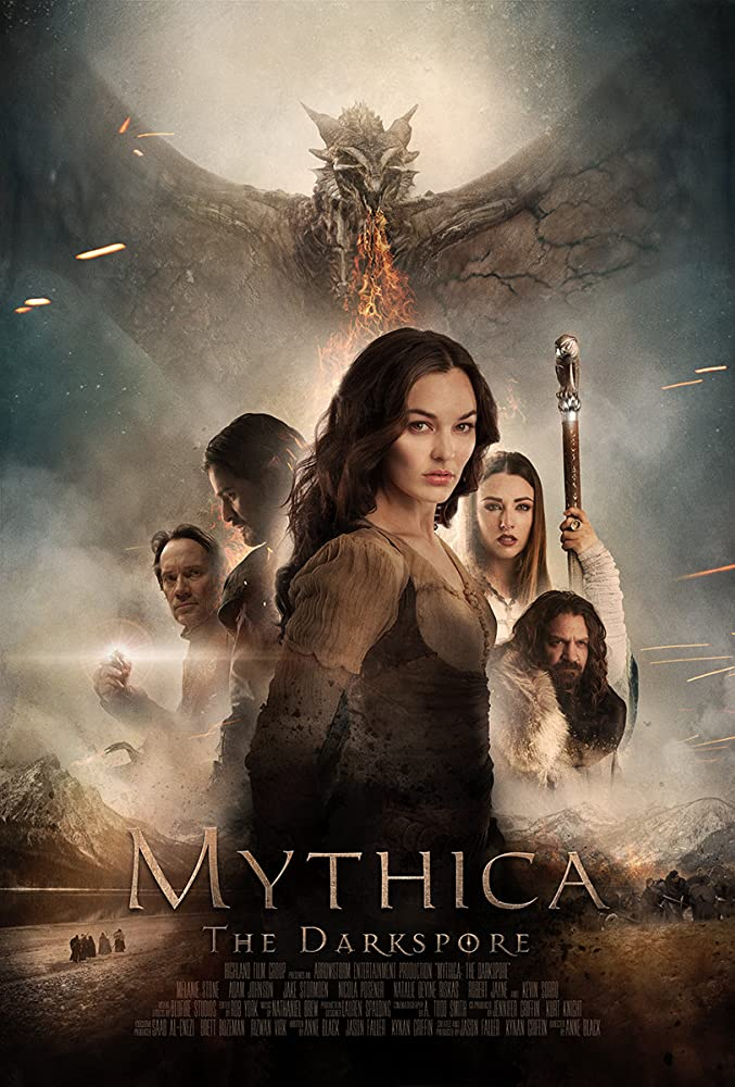 Mythica: The Darkspore
