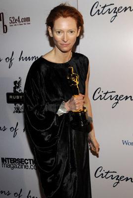 Tilda Swinton at The 80th Annual Academy Awards (2008)