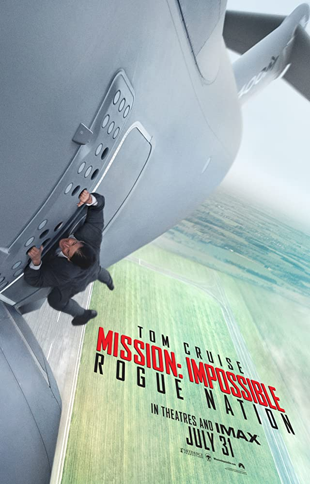 Mission: Impossible Rogue Nation 2015 1080p HEVC BluRay x265 600MB