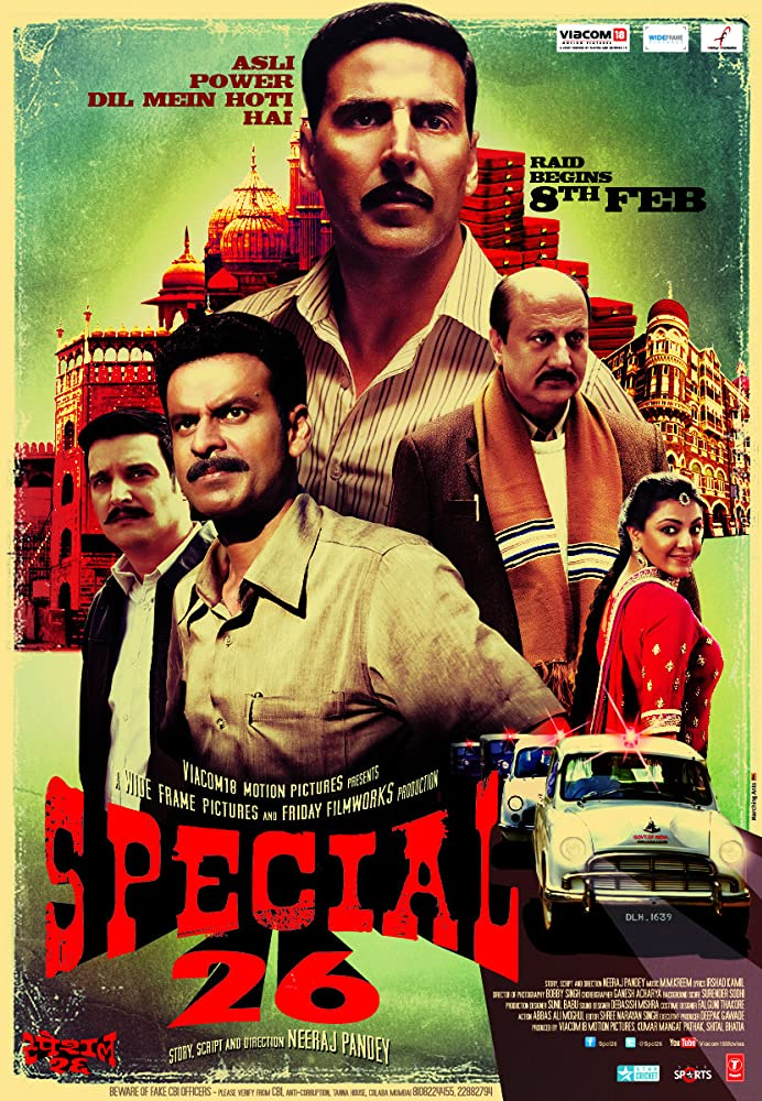 special 26 (2013) full movie watch online HD Download