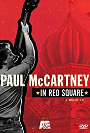 Paul McCartney Live in St. Petersburg Poster