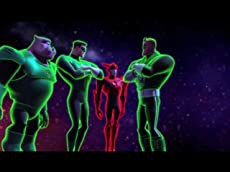 Green Lantern: The Animated Series: