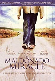 The Maldonado Miracle Poster