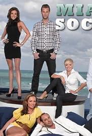 Miami Social Poster