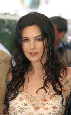 Monica Bellucci at The Matrix Reloaded (2003)