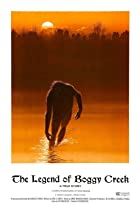 Image of The Legend of Boggy Creek