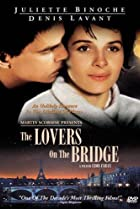 The Lovers on the Bridge (1991) Poster