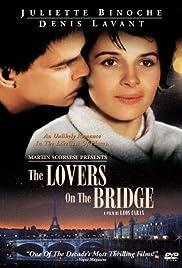 Les amants du Pont-Neuf Poster