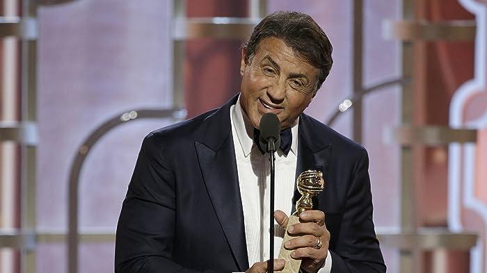 Sylvester Stallone at 73rd Golden Globe Awards (2016)