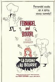 La cuisine au beurre Poster