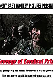 Revenge of Cerebral Print Poster