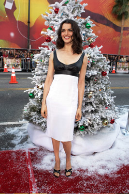 Rachel Weisz at an event for Fred Claus (2007)