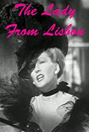 Lady from Lisbon Poster