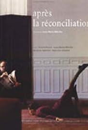 Après la réconciliation Poster