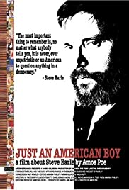 Just an American Boy Poster