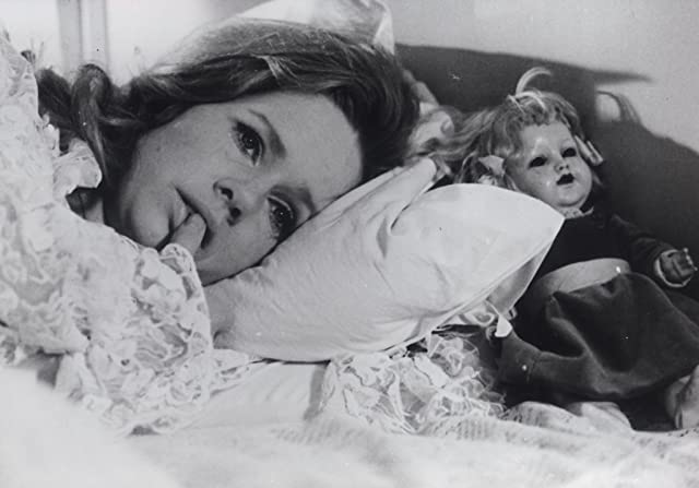 Liv Ullmann in Cries & Whispers (1972)