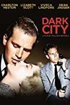 Dark City (1950) Poster