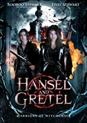 Hansel & Gretel: Warriors of Witchcraft poster