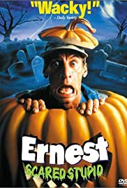 Image result for ernest scared stupid