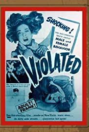 Violated Poster