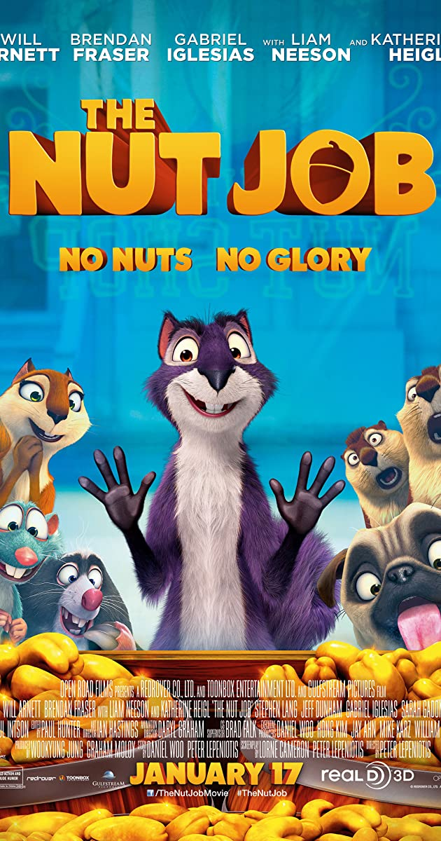 The Nut Job 2014