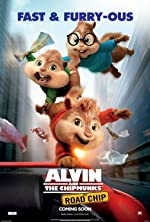 Alvin and the Chipmunks: The Road Chip(2015)