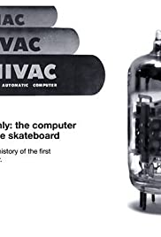 Mauchly: The Computer and the Skateboard Poster