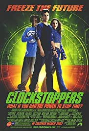 Clockstoppers (2002) Poster - Movie Forum, Cast, Reviews