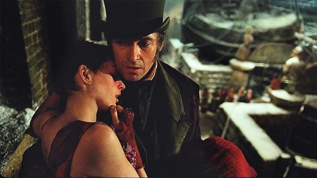 Anne Hathaway and Hugh Jackman in Les Misérables (2012)