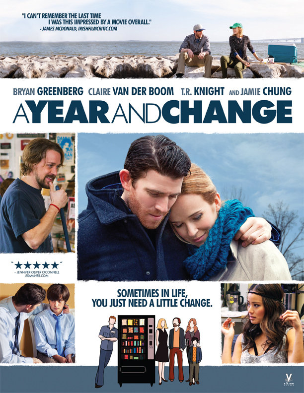 A Year and Change 2015 HDRip 300MB Movies
