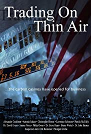 Trading on Thin Air Poster