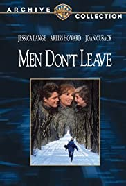 Men Don't Leave Poster