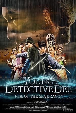 Young Detective Dee Rise of the Sea Dragon ตี๋เหรินเจี๋ย ผจญกับดักเทพ