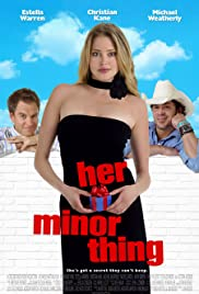 Her Minor Thing(2005) Poster - Movie Forum, Cast, Reviews