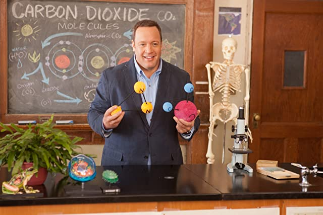 Kevin James in Here Comes the Boom (2012)