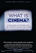 Image of What Is Cinema?
