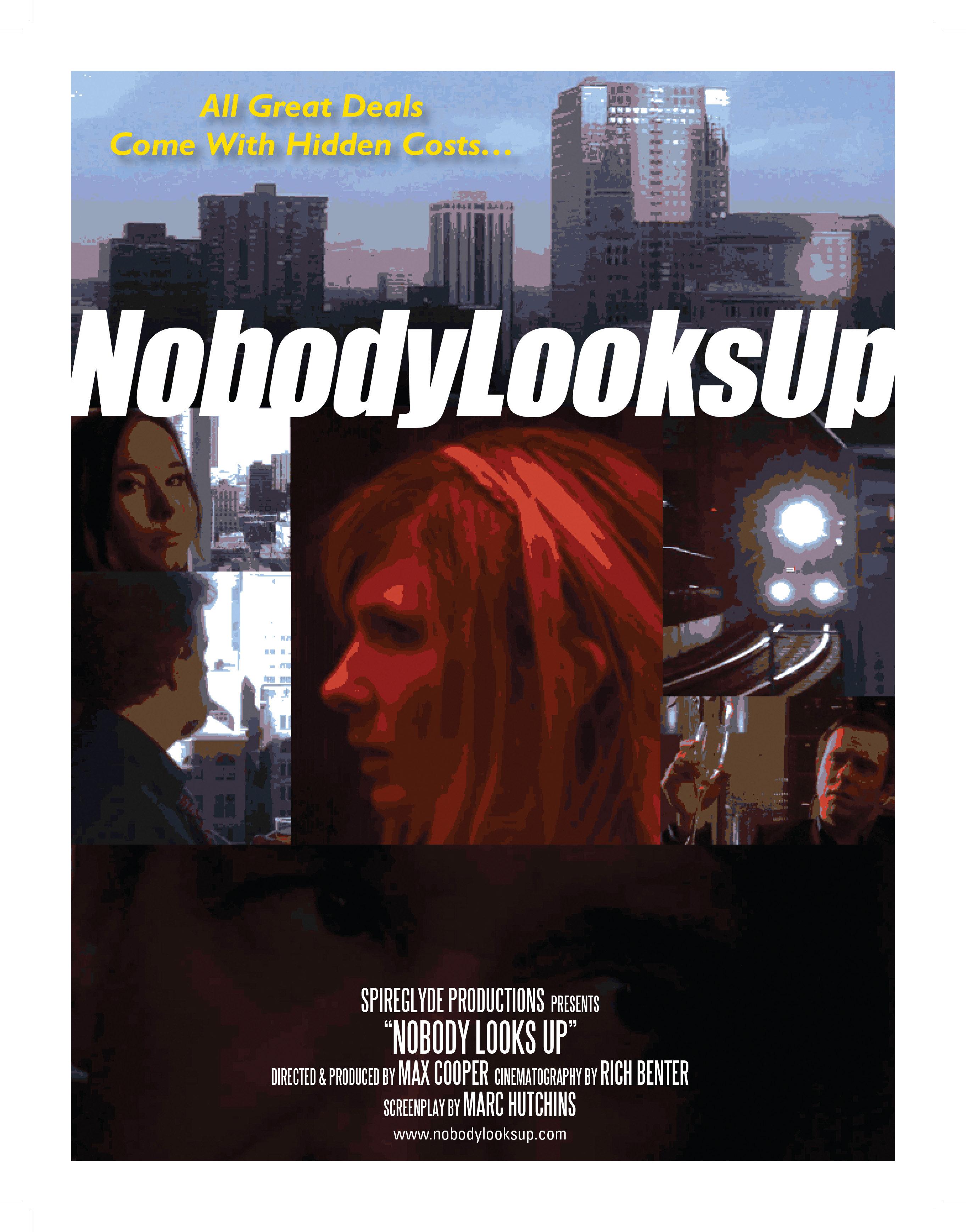 image Nobody Looks Up Watch Full Movie Free Online
