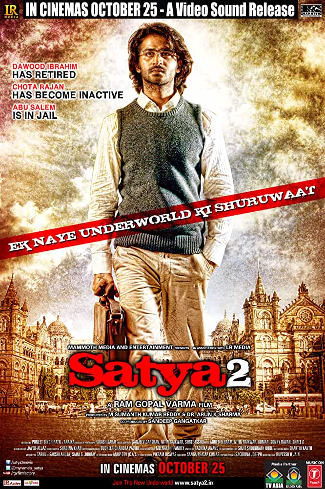 Satya 2 2013 Full Hindi Movie 480p BluRay 300MB