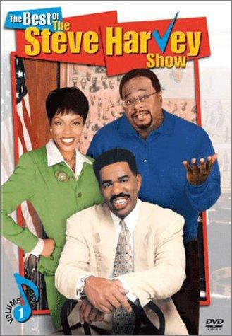 Cedric the Entertainer, Steve Harvey, and Terri J. Vaughn in The Steve Harvey Show (1996)