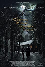 The Christmas Miracle of Jonathan Toomey (2007) Poster - Movie Forum, Cast, Reviews