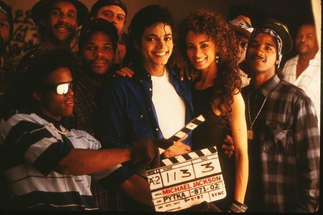 Michael Jackson in Bad 25 (2012)