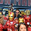 Robert Downey Jr. at an event for Iron Man Three (2013)