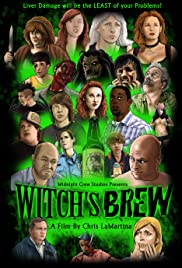 Witch's Brew Poster